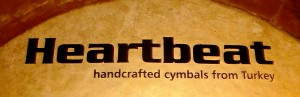 "Heartbeat Cymbals - Custom Ride - 20"" Light"